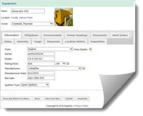 Preventive Maintenance Software   CMMS   Ecesis